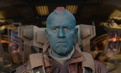 Guardians of the Galaxy Photos: First Look at Michael Rooker as Yondu!