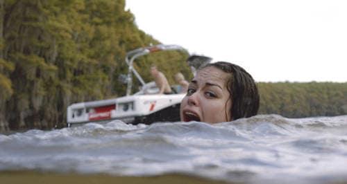 Alyssa Diaz Stars in Shark Night 3D