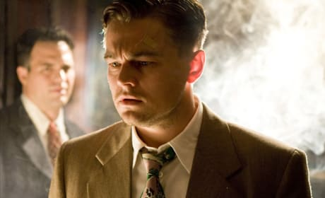 See Leonardo DiCaprio and Mark Ruffalo Go Retro in Shutter Island Photos!