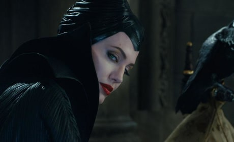 Angelina Jolie Is Maleficent In Maleficent
