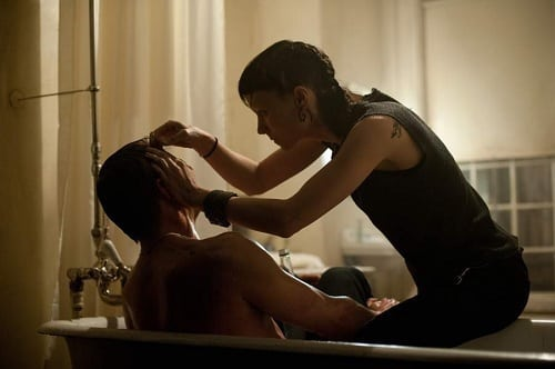 Craig and Mara in The Girl with the Dragon Tattoo