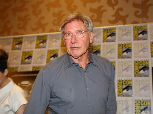 Harrison Ford Did Come First