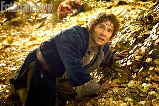 Bilbo Baggins The Hobbit: The Desolation of Smaug
