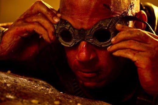 Riddick Features Vin Diesel