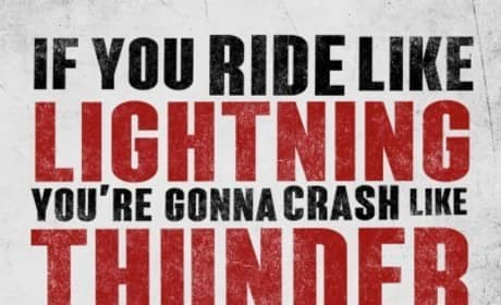 The Place Beyond the Pines Poster and Stills: Ride Like Lightning
