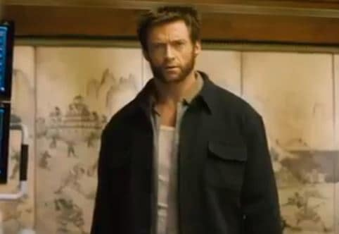 The Wolverine is Hugh Jackman