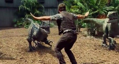Jurassic Park Raptor Squad Photo