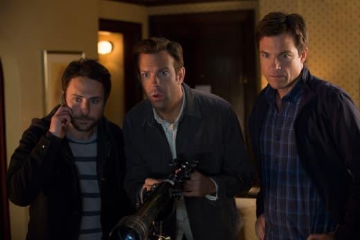 Horrible Bosses 2 Charlie Day Jason Sudeikis Jason Bateman