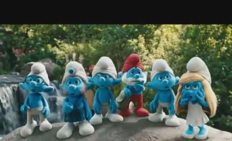 The Smurfs International Trailer: Released