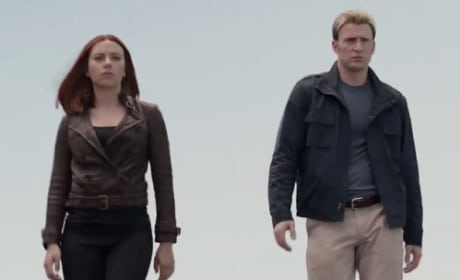 Captain America The Winter Soldier Final Trailer: Cap Is Days Away!