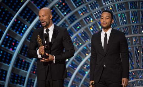 Oscars John Legend Common