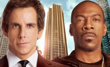 Eddie Murphy and Ben Stiller in Tower Heist