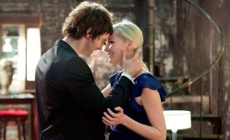 Jim Sturgess Kirsten Dunst Star in Upside Down