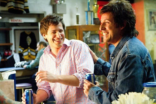 That's My Boy: Andy Samberg and Adam Sandler