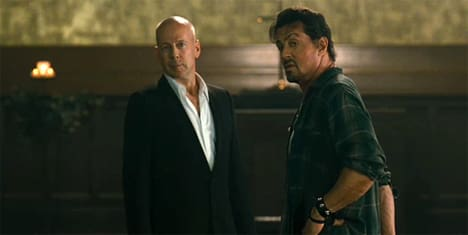 Bruce and Sly