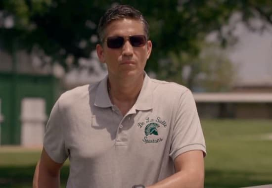 When the Game Stands Tall Jim Caviezel