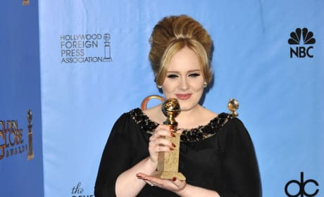 Adele's Skyfall will be Performed at the Oscars