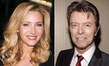 Lisa Kudrow and David Bowie Sign on for Will