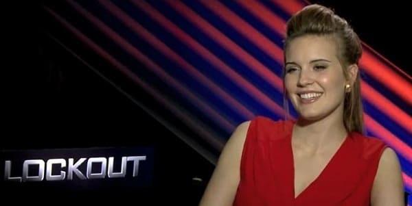 Maggie Grace Interview