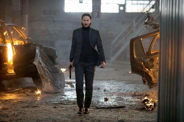 Keanu Reeves Gets His Hitman On in John Wick