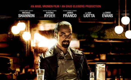 The Iceman Trailer and poster: Loving Husband, Devoted Father, Contract Killer