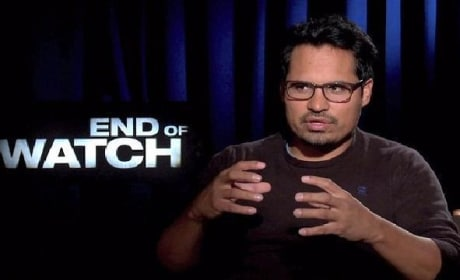 End of Watch: Michael Pena Shares Favorite Cop Movie