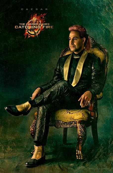 Catching Fire Caesar Portrait