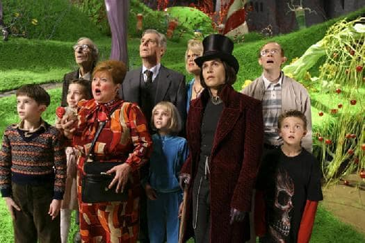 Willy Wonka Picture