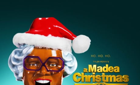 A Madea Christmas Poster: Revealed!