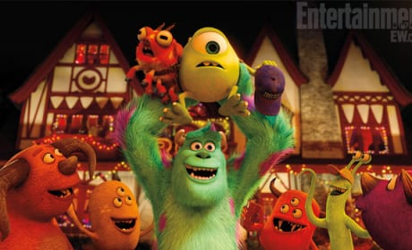 Monsters University Gets Two New Stills