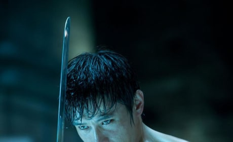 G.I. Joe Retaliation Lee Byung Hun