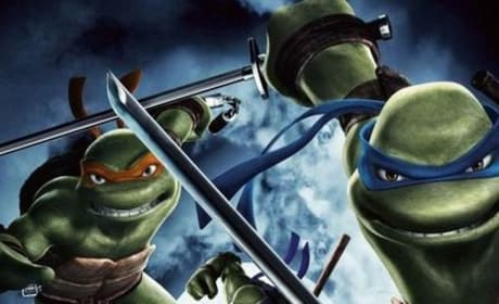 Movie Rumor of the Day: A Live-Action Teenage Mutant Ninja Turtles