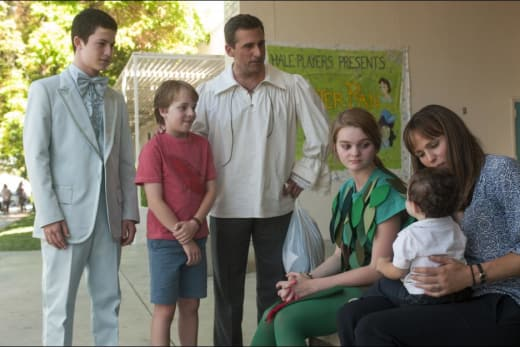 Cast Of Alexander and the Terrible, Horrible, No Good, Very Bad Day