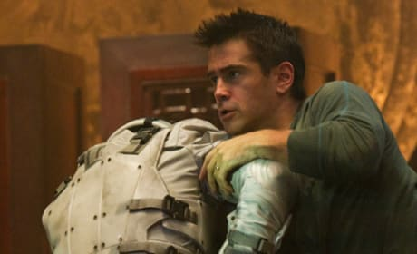 Total Recall International Trailer Drops: Free Yourself