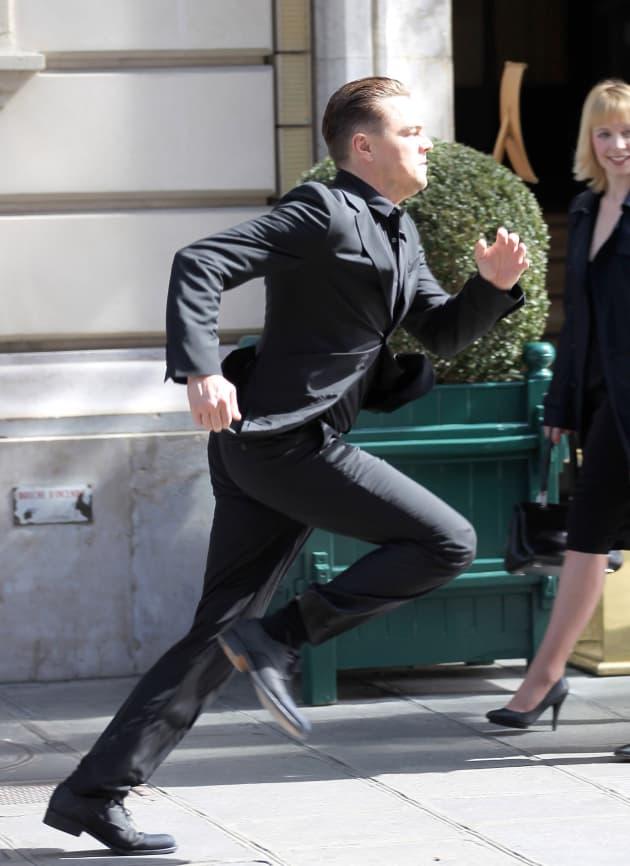 Leo Shoots Commercial