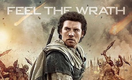 Wrath of the Titans Posters: Sam Worthington Feels the Wrath