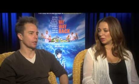 The Way, Way Back Exclusive: Maya Rudolph & Sam Rockwell Dish Summer Jobs