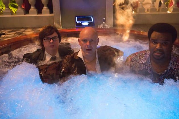 Hot Tub Time Machine 2 Rob Corddry Clark Duke Craig Robinson