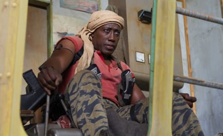 "The Expendables 3: Wesley Snipes & Kelsey Grammer Get ""Cuckoo"" With Sly"