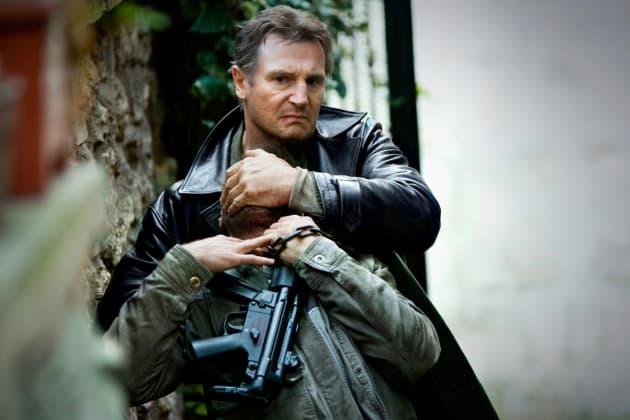 Liam Neeson Stars Taken 3