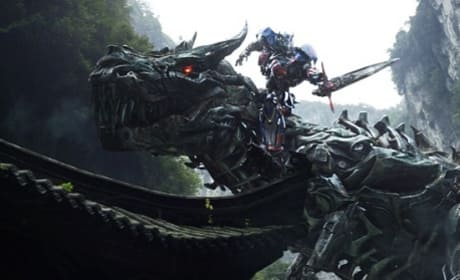 Transformers Age of Extinction Dinobots