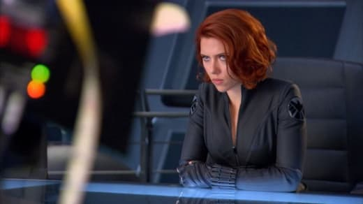 Scarlett Johansson Stars in The Avengers
