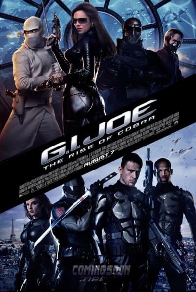 G.I. Joe: The Rise of Cobra Poster