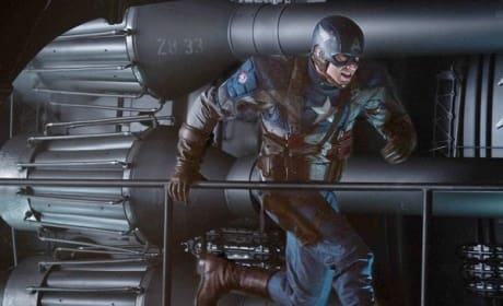 Captain America: New Picture Released