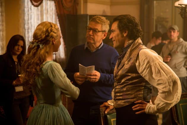 Cinderella Kenneth Branagh Lily James