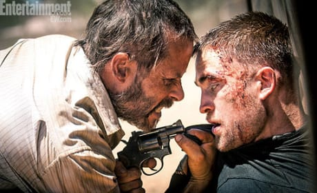 The Rover Guy Pearce Robert Pattinson