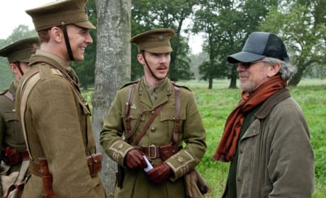 War Horse Steven Spielberg Tom Hiddleston Benedict Cumberbatch