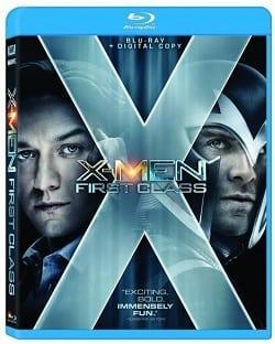 X-Men: First Class Blu-Ray