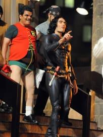 Brand and Guzman, Batman and Robin?