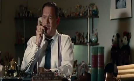 Saving Mr. Banks Trailer: Mary Poppins Will Fly off the Pages